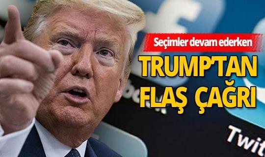 ABD Başkanı Trump'tan olay yaratacak açıklama!