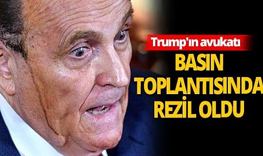 """ABD Başkanı Donald Trump'ın avukatının """"Boyası"""" ortaya çıktı"""