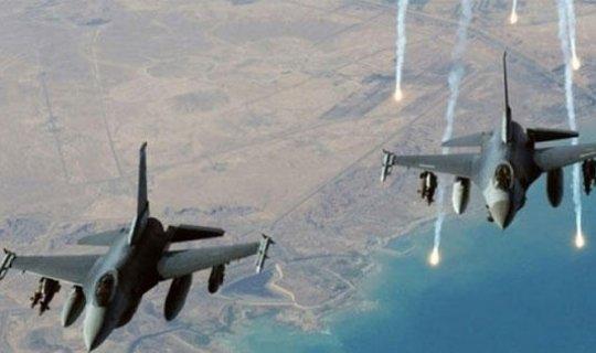 ABD Taliban üyelerine hava saldırısı düzenledi