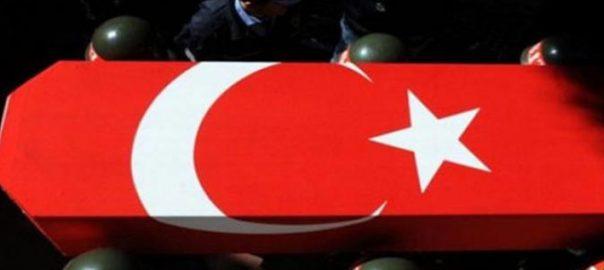 Kahreden haberi MSB duyurdu: Bir asker şehit oldu