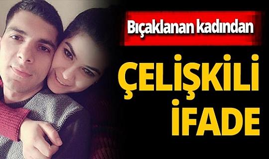 Adana'da göğsünden bıçaklanan kadın kocası tarafından hastaneye kaldırıldı