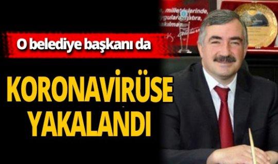 Adıyaman'ın Kahta ilçesi Belediye Başkanı İbrahim Yusuf Turanlı koronavirüse yakalandı