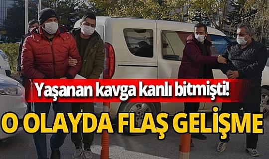 Afyonkarahisar'daki iki grubun kavgasıyla ilgili adliyeye sevk edilen 7 kişiden 3'ü tutuklandı