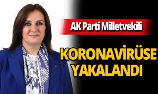 AK Parti Milletvekili Tülay Kaynarca koronavirüse yakalandı