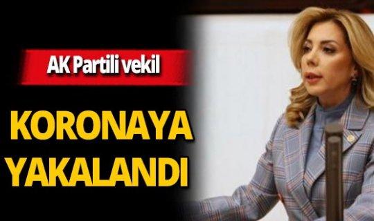 AK Parti Muğla Milletvekili Yelda Erol Gökcan koronavirüse yakalandı