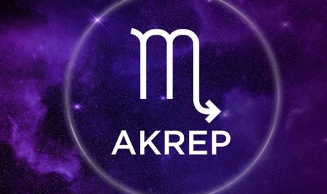 3 Ocak Akrep burcu yorumu