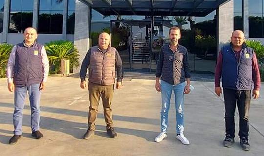 Aksulu üreticiler, Bakan Pakdemirli'yi bekliyor