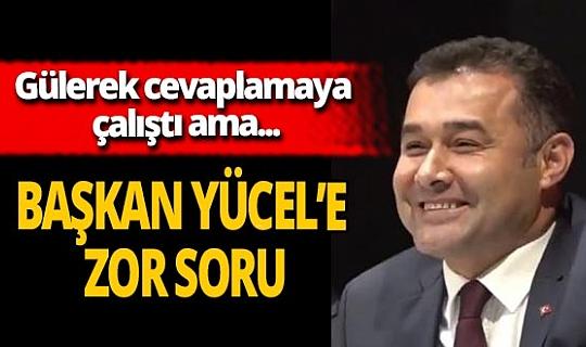 Alanya Belediye Başkanı Adem Murat Yücel'e zor soru