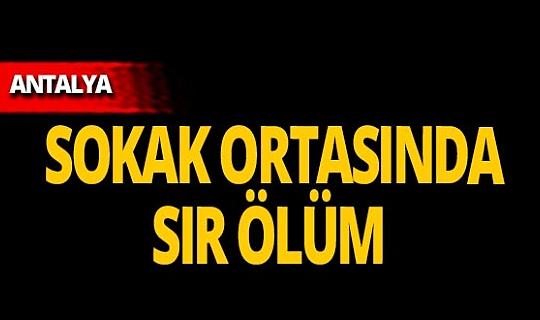 Alanya'da 70 yaşındaki Bayram Köse hayatını kaybetti