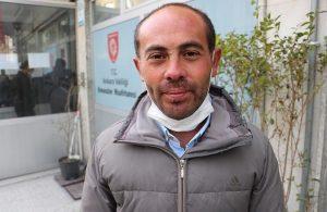 Antalya'dan Ankara'ya gönderilen Ali Çiftçi: