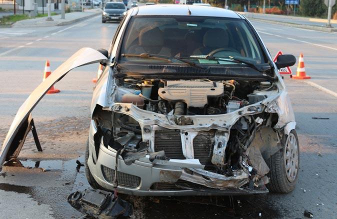 Alkollü sürücü neredeyse faciaya sebep oluyordu
