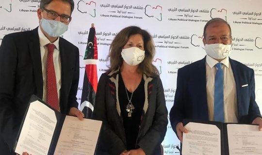 Almanya'dan Libya için iki milyon eurodan fazla destek