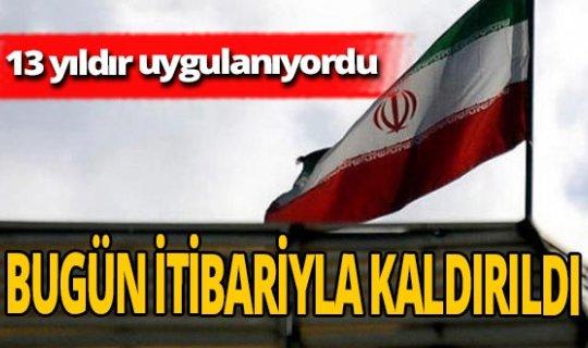 Ambargo 13 yıl sonra kaldırıldı! İran artık silah alıp satabilecek!