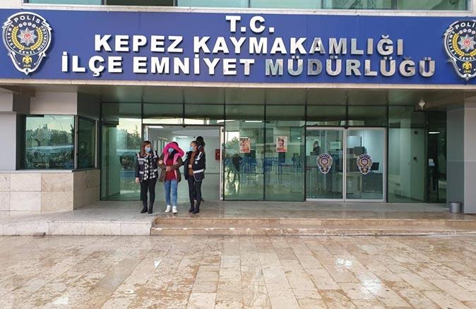 27 ayrı suçtan 63 yıl hapis cezası bulunuyordu! Antalya'da yakalandı