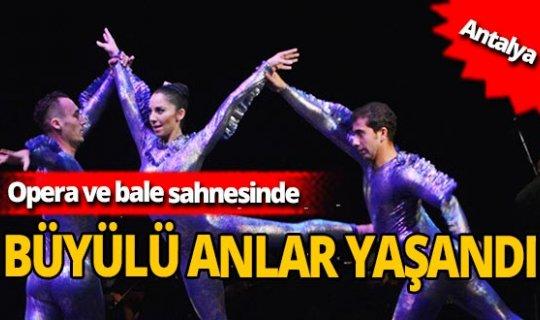 Antalya'da ADOB'dan büyüleyici gece!