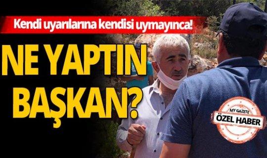 Antalya'da eski belediye başkanı koronaya yakalandı!