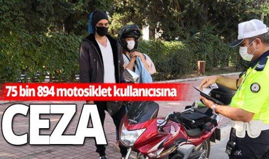 """Antalya'da """"Hayatıma Kastım Yok, Kaskım Var"""" projesi tam gaz"""