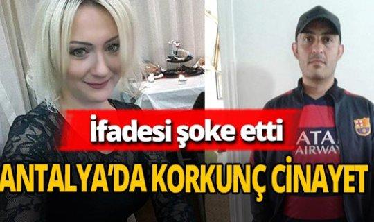 Karina Demchenko sevgilisi Erhan Razı tarafından öldürüldü