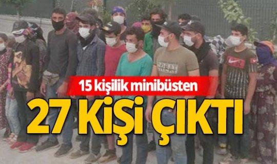 Antalya'da koronabüsler virüse davetiye çıkartıyor