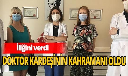 Lösemi hastası doktor Antalya'da sağlığına kavuştu