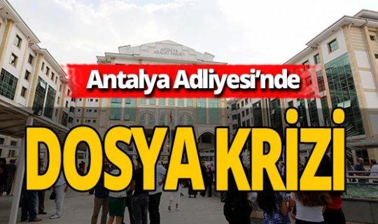 Antalya haber: Antalya Barosu'ndan başsavcılık personeli için suç duyurusu