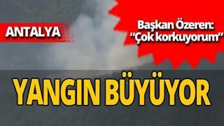 Antalya haber: Başkan Özeren: