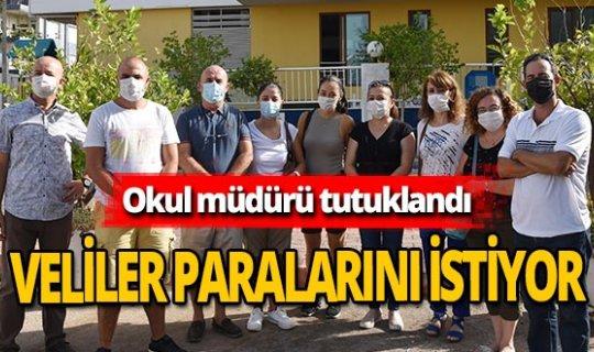 Antalya haber: Müdür uyuşturucudan tutuklandı, veliler isyanda