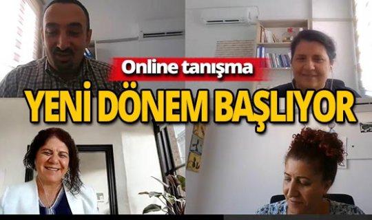 Antalya haber: Öğrenciler online ortamda tanıştı