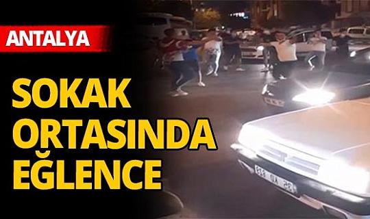 Antalya haber: Yasağı dinlemediler