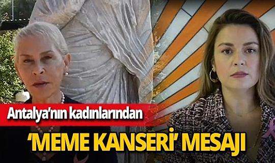 Antalya Kadın Müzesi'nden 'sohbetiniz sağlık olsun' projesi