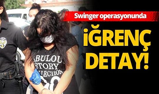 Antalya'nın da içinde bulunduğu 16 ilde swinger operasyonu