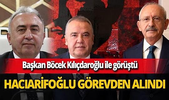Antalya son dakika... Başkan Muhittin Böcek hasta yatağından yerine yeni vekiller mi tayin etti?