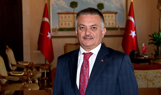 Antalya Valisi Ersin Yazıcı'dan '10 Aralık İnsan Hakları Günü' mesajı