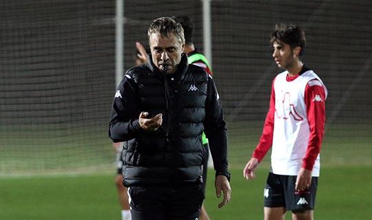 Antalyaspor Ersun Yanal ile çıkışa geçmek istiyor
