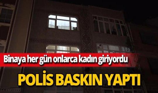 Arnavutköy'de yasa dışı kürtaj yapılan eve baskın! 2 kişi gözaltında