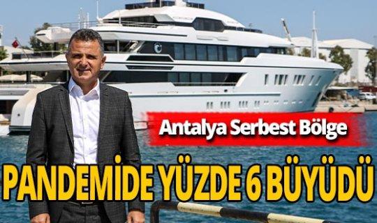 """ASBAŞ Genel Müdürü Zeki Gürses: """"Toplamda 83 milyon dolar gelir sağlandı"""""""