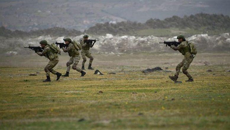 MSB duyurdu: 75 terörist etkisiz hale getirildi