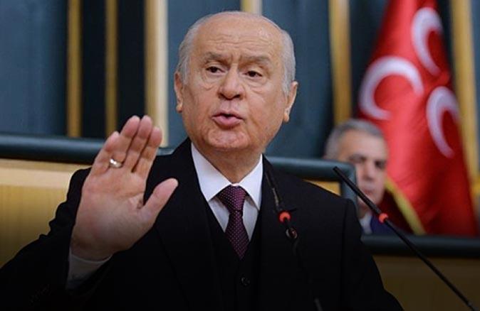 'İttifak bozmak istiyor' iddiasına MHP lideri Devlet Bahçeli'den yanıt