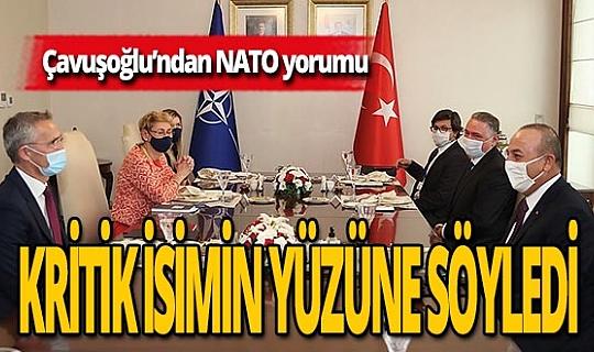 """Bakan Çavuşoğlu: """"Kıbrıs Türkleri için adım attık"""""""