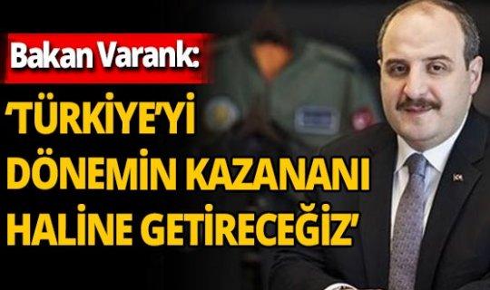 Bakan Mustafa Varank'tan 'yerli otomobil' açıklaması