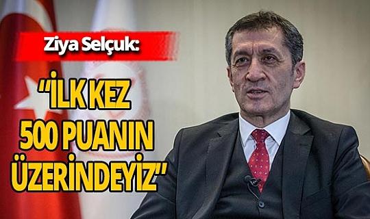 Bakan Selçuk duyurdu! Türkiye'de bir ilk...