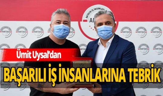 """Başkan Ümit Uysal: """"Türkiye çıkış yolunu sizlerle bulacak"""""""