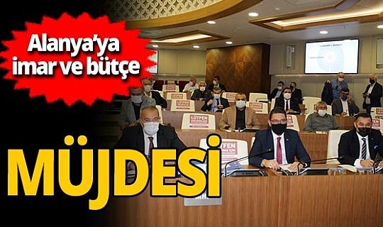 Belediye Başkanı Adem Murat Yücel'den Alanya'ya iki müjdeli haber