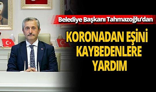 Belediye Başkanı duyurdu! Eşini koronadan kaybedenlere 1500 lira yardım