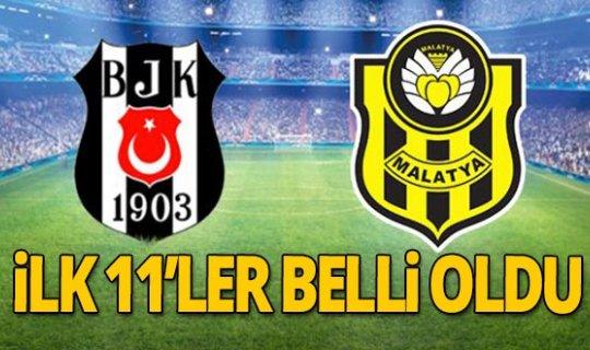 Beşiktaş - Yeni Malatyaspor maçı hangi kanalda, saat kaçta?