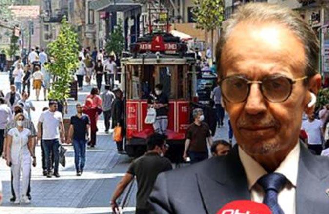 Salgın ne zaman bitecek? Prof. Dr. Mehmet Ceyhan süre verdi