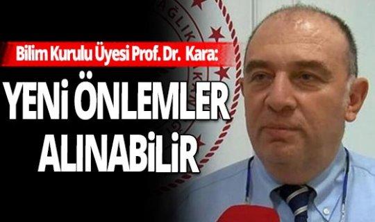Bilim Kurulu Üyesi Prof. Dr. Ateş Kara kritik toplantıya dikkat çekti