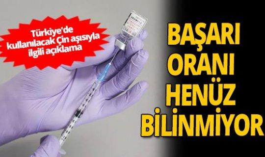 Bio Farma açıklamasını değiştirdi! Aşısının etkisini tespit etmek mümkün değil