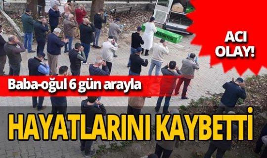 Bursa'da Osman Örnek ve oğlu Sabri Örnek koronavirüse yenildi