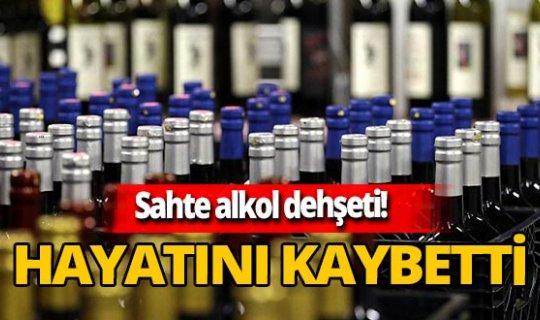 Bursa'da sahte içki faciası! 1 kişi hayatını kaybetti 7 kişi komada